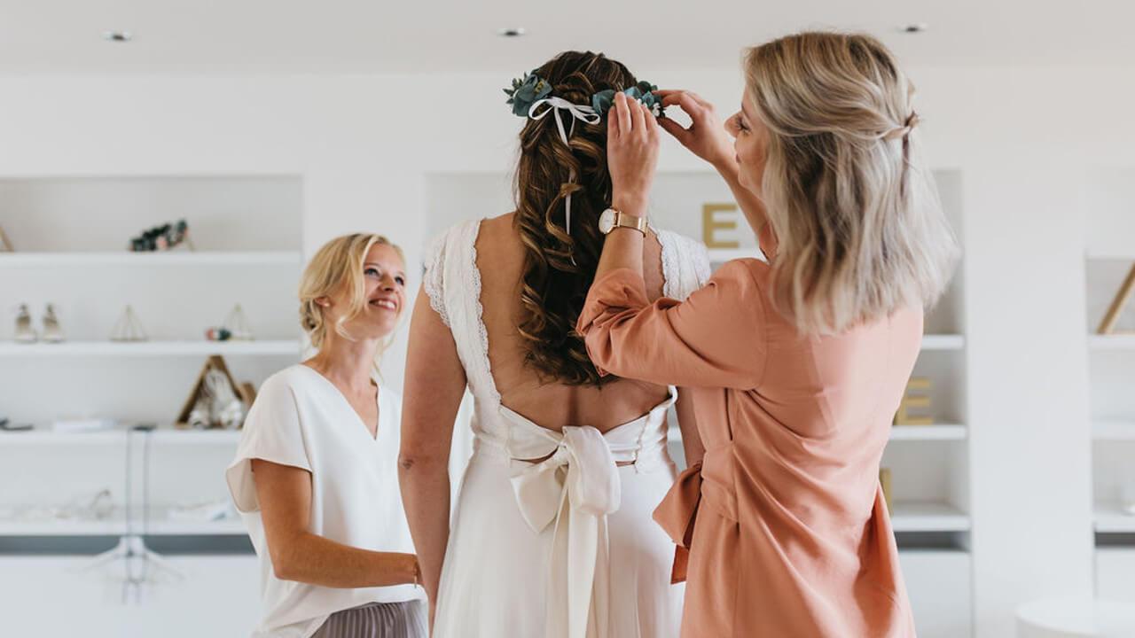 Brautmomente